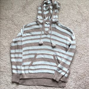 Madewell hooded sweater